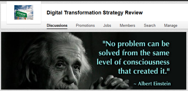 Digital Transformation Strategy Review