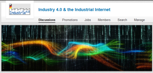 Industry 4.0 & The Industrial Internet